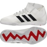 Indoor shoes adidas Nemeziz 18.3 In Jr CM8514 white white
