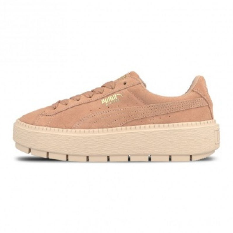 reputable site 55d2b 451c2 Pink Shoes Puma Platform Trace W 365830 05