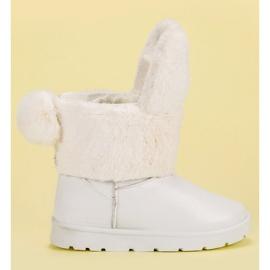 Seastar white Mukluki snow boots