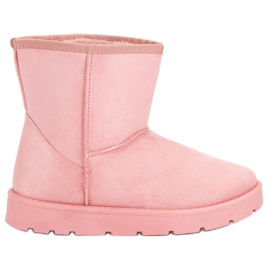Seastar pink Mukluki snow boots