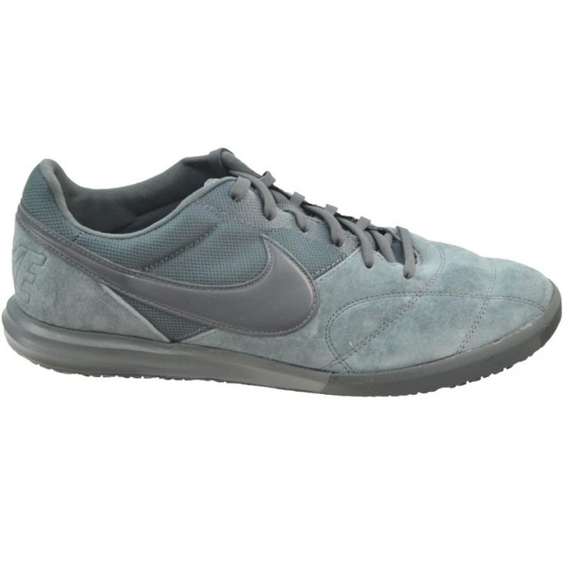 Nike Premier II indoor shoes IC M Room M AV3153-001 grey