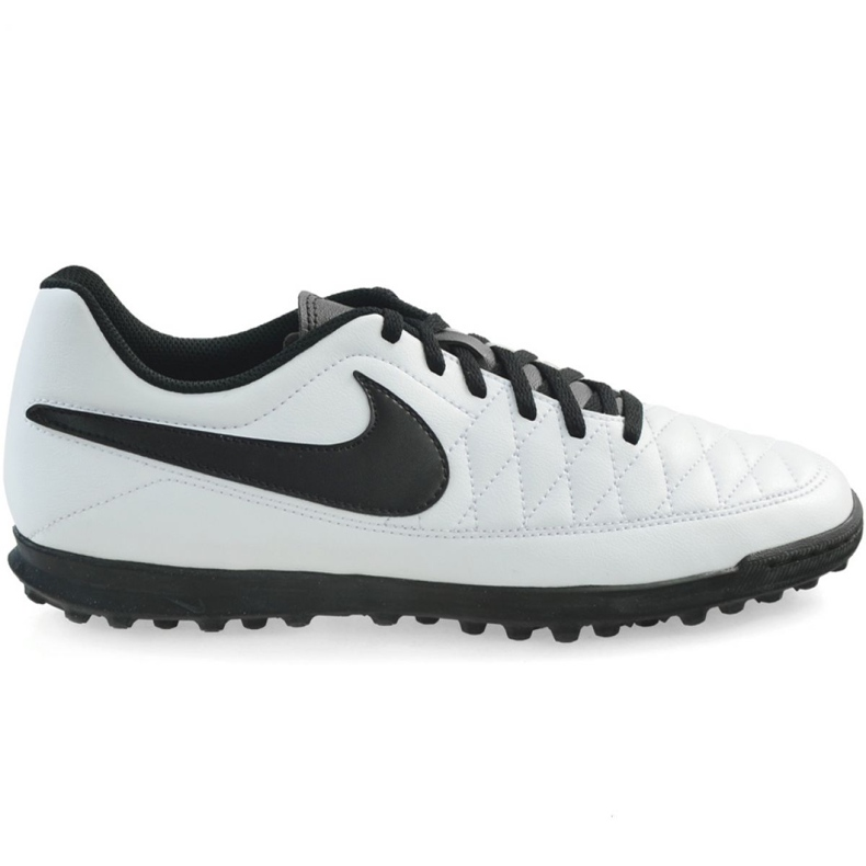 Football shoes Nike Majestry Tf Jr AQ7896-107 white white