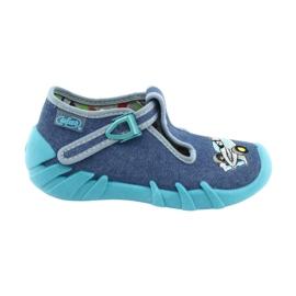 Befado children's shoes 110P320 blue