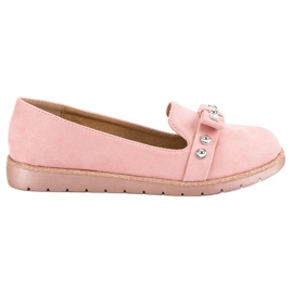 Juliet Pink ballerinas