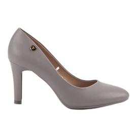 Vinceza Gray Pumps grey