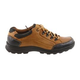 DK Men's sports shoes camel 0493