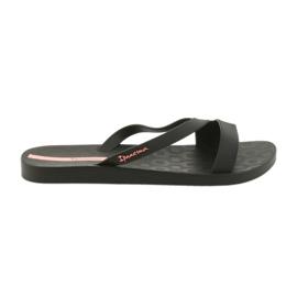 Ipanema flip flops for women's shoes 26263 black