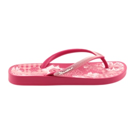 Ipanema flip flops women's shoes for the 82518 swimming pool