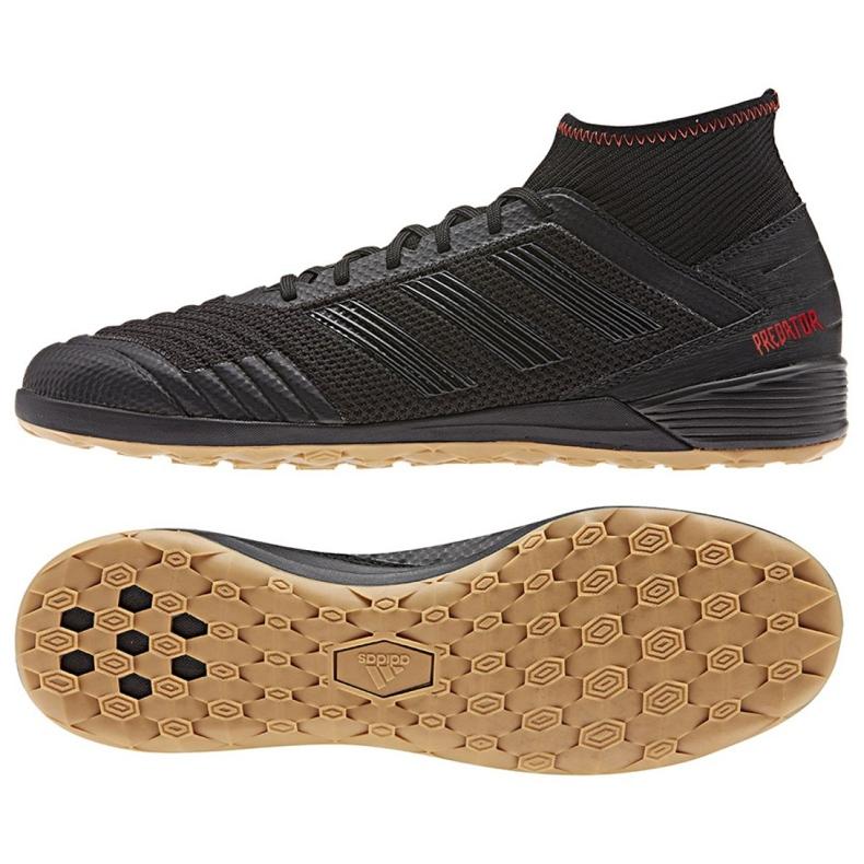 Indoor shoes adidas Predator 19.3 In M D97964 black multicolored