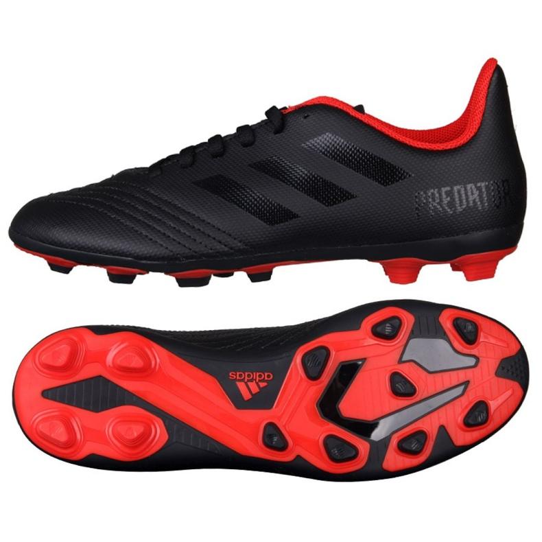 Football boots adidas Predator 19.4 FxG Jr G26980 black black