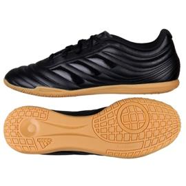 Indoor shoes adidas Copa 19.4 In M D98074 black multicolored