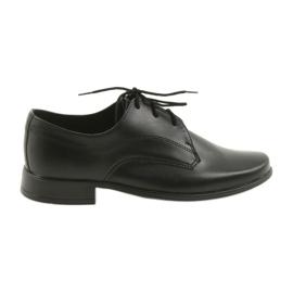 Miko shoes children's shoes boys communion black