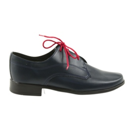 Miko shoes children's shoes Communion navy