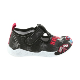 American Club American sneakers children's shoes with velcro inlay leather