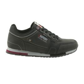 Black ADI men's sports shoes American Club RH03 / 19