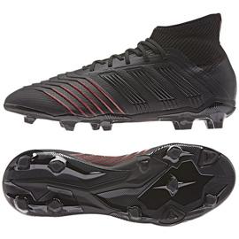 Football boots adidas Predator 19.1 FG Jr D97997 black