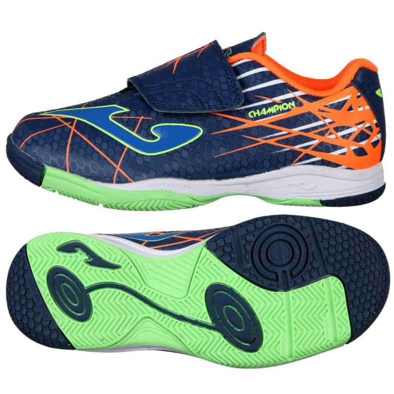 Indoor shoes Joma Champion 903 In Jr CHAJS.903.IN navy blue