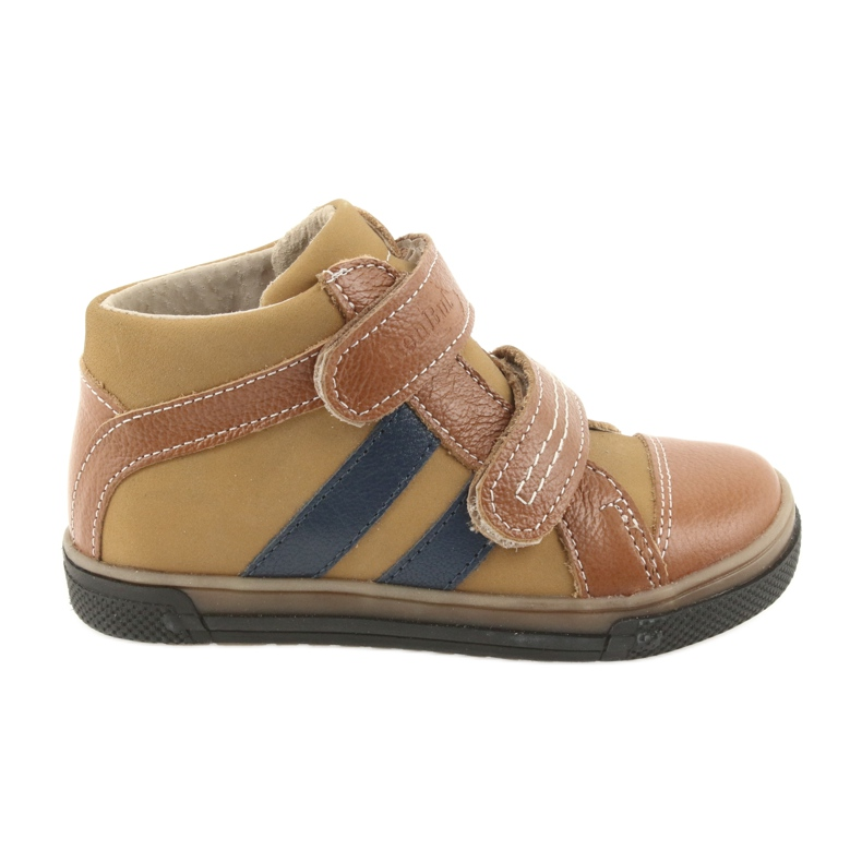 Boote shoes children's boots Ren But 3225 red / navy brown