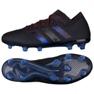 Football boots adidas Nemeziz 18.1 Fg M D98007 black black