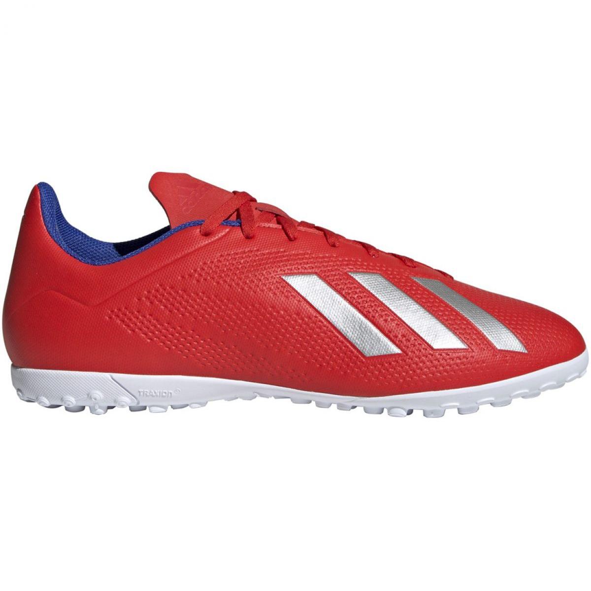Football Chaussures Adidas X 18.4 TF M bb9413