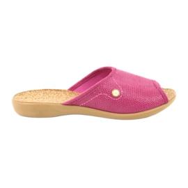 Befado women's shoes pu 254D092 pink