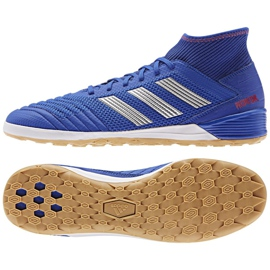 Indoor shoes adidas Predator 19.3 In M BB9080 multicolored blue