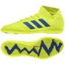 Indoor shoes adidas Nemeziz 18.3 In M BB9461 yellow yellow