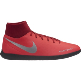 Indoor shoes Nike Phantom Vsn Club Df Ic M AO3271-600 red multicolored
