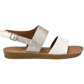 Comfortable VINCEZA Sandals grey