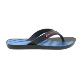 Children's slippers Rider 11214 navy blue