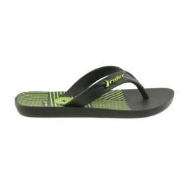 Children's flip flops Rider 11214 black