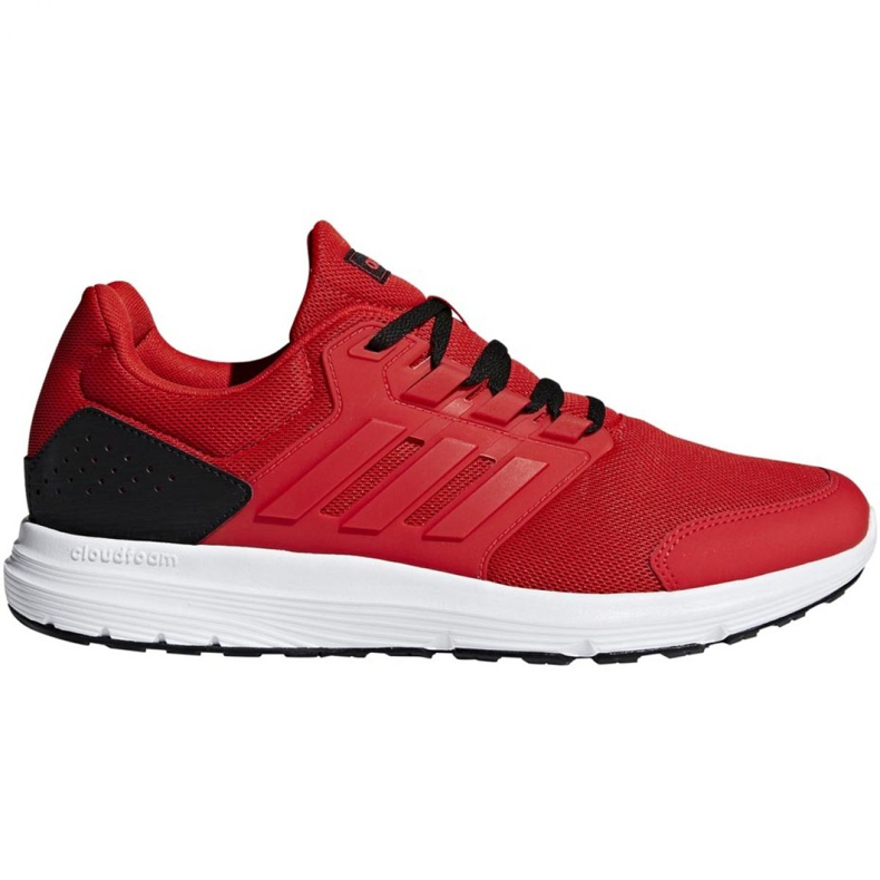 Running shoes adidas Galaxy 4 M F36160 red