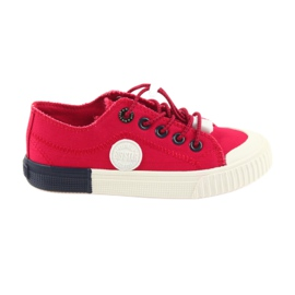 Big Star Red big sneakers Sneakers 374004