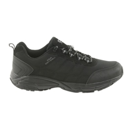 Black DK 18378 softshell sports shoes