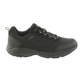 DK 18378 softshell sports shoes black