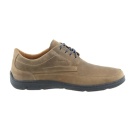 Badura 3390 brown sports shoes