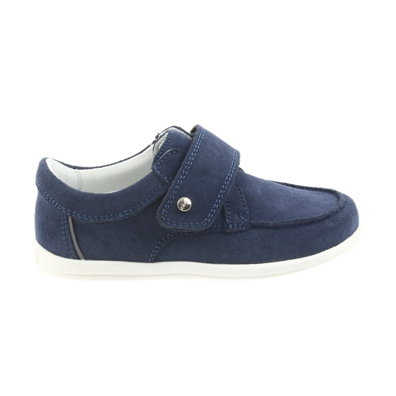 Bartek Boys' casual shoes, 55599 grenade navy