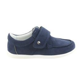 Bartek navy Casual shoes for boys 58599 garnet