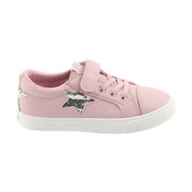 Big Star Velcro sneakers star 374104