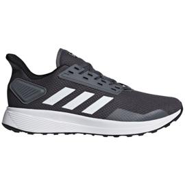 Running shoes adidas Duramo 9 M F34491 grey