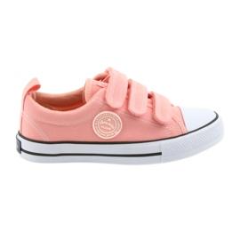 American Club American sneakers pink sneakers LH49