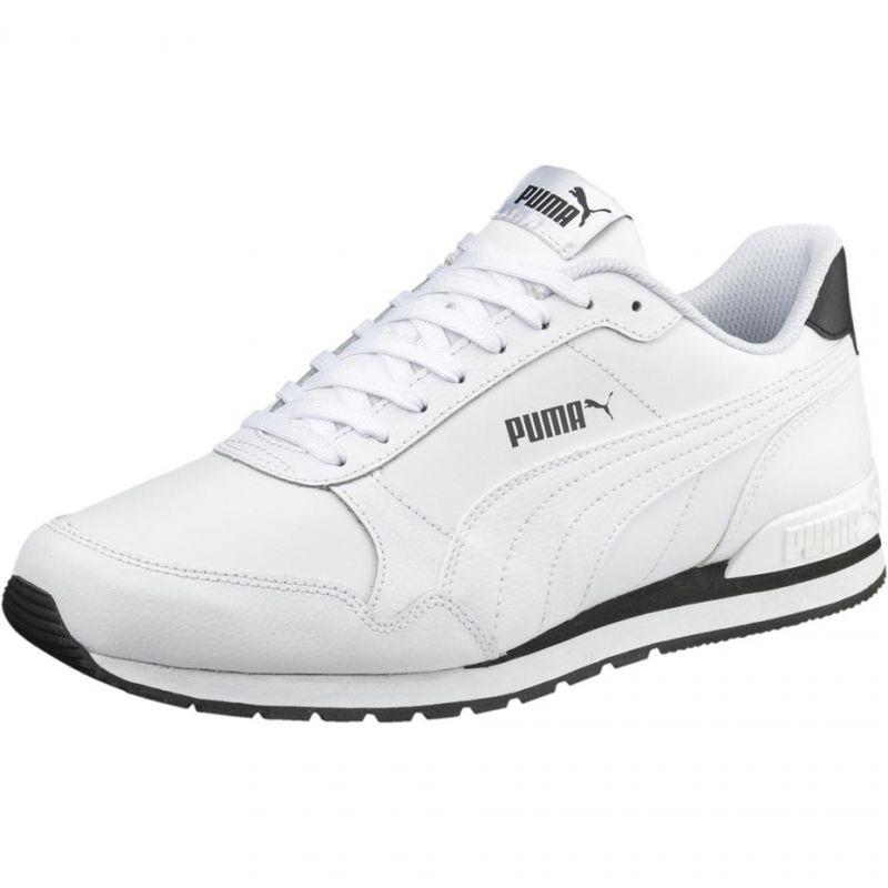 Running shoes Puma St Runner V2 Full LM 365277 01 white