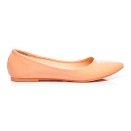 Vices Pastel ballerinas orange