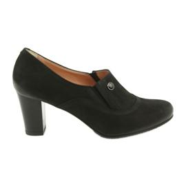 Black high heels Espinto P52 / 1