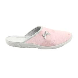 Befado colored women's shoes 235D161 pink
