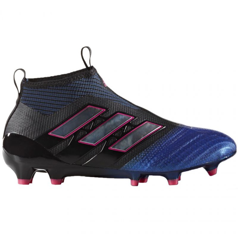 Adidas Ace 17 + Purecontrol Fg Jr BA9819 football shoes black black