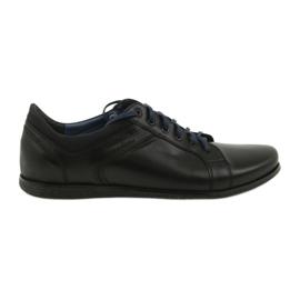 Men's sports shoes Nikopol 1703 black