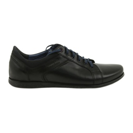Men's sports shoes Nikopol 1703 black