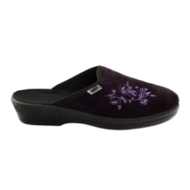 Befado women's shoes pu 219D425 violet