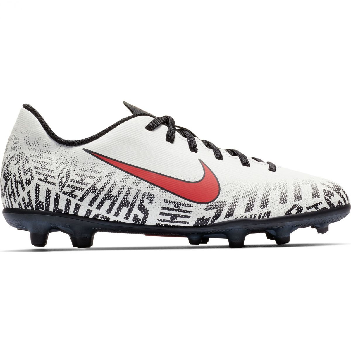 the latest ececf ce2ef Mercurial Nike Neymar Vapor 12 Club Fg Jr. AV4762-170 Football Shoes